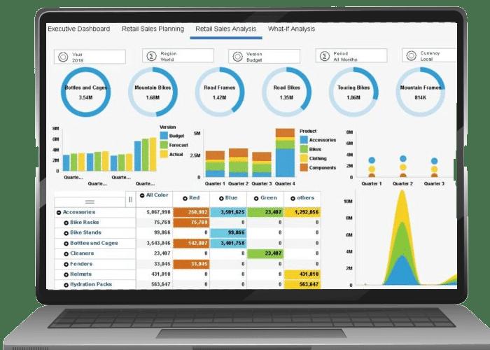 Business analytics - IBM analytics